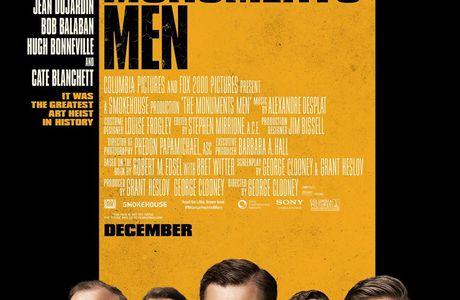 Le Vent se lève, de Miyazaki et The Monuments Men, de Clooney, tous deux interdits aux -13 ans à cause... de la cigarette !