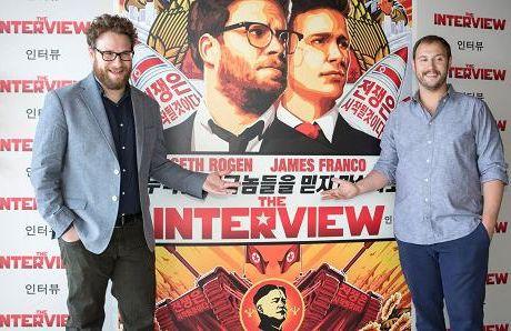 The Interview : menaces anonymes contre le film de Seth Rogen et James Franco produit par Sony Pictures !