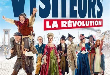 La double censure des Visiteurs 3 - La Révolution