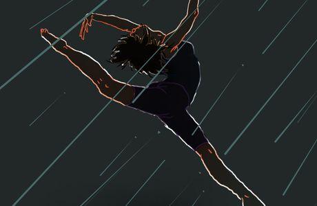 dancer in the rain (100em article whouhouuu)
