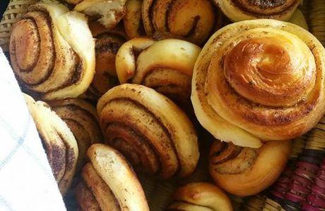 Mes Cinnamon Roll