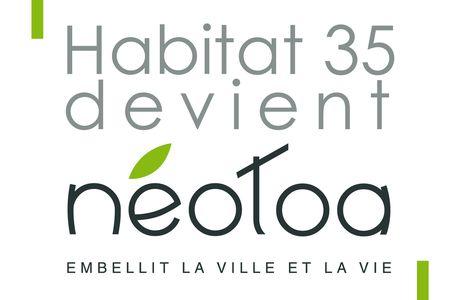 Création d'outils de communication NEOTOA - Habitat 35