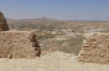 Béni Khédache à découvrir dans le sud Tunisien
