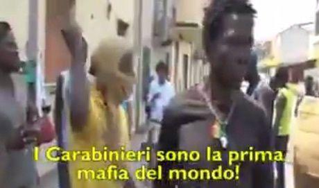 les Italiens les ont sauvés en mer ,mais ?