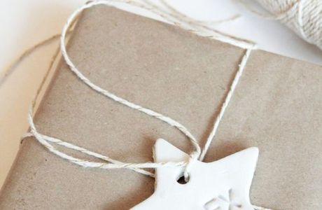 DIY - des ornements de Noël ultra simples