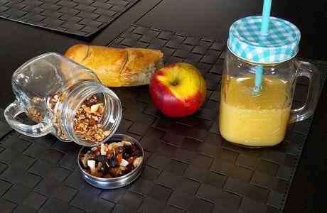 Granola maison et healthy