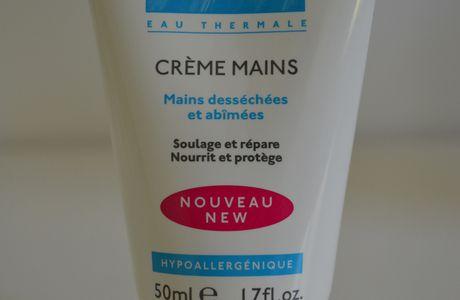 ... la crème pour les mains Uriage