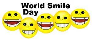 World Smile Day ! :)
