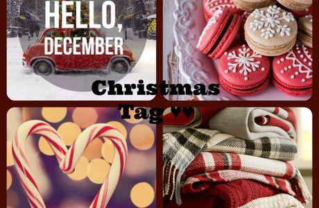 Christmas Tag ♥♥