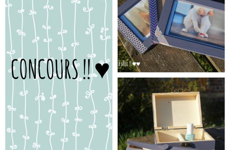 Concours ! ♥