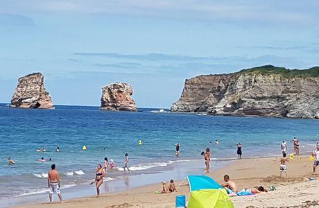 Mes vacances au Pays Basque
