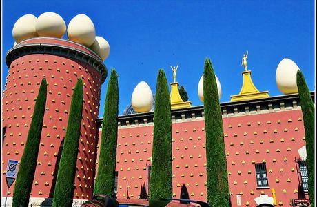 Le musée Dali à Figueras, 8ème musée d'Espagne