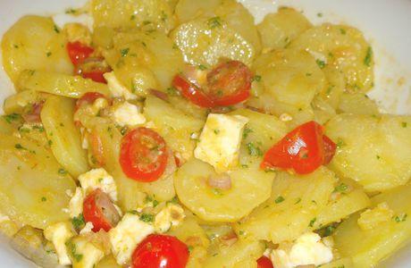 Salade primeur