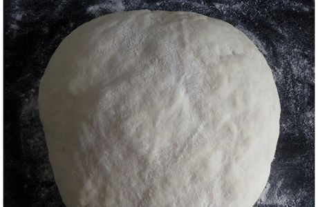 Pâte à Pizza de Jamie Oliver