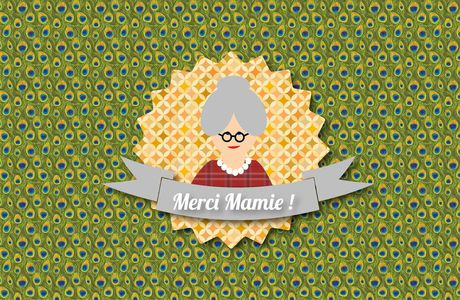 Blog en Folie #3 Merci Mamie !