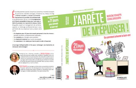 """""""J'arrête de m'épuiser"""" de M. Schiappa / C. Bruguière"""