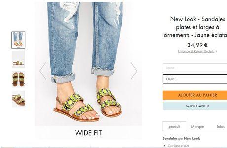 Ce que je veux pendant les soldes d'été 2015 - Sneackers & shoes - Juin 2015