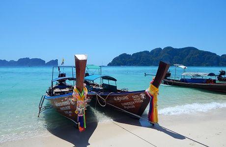 Koh Phi Phi entre amis