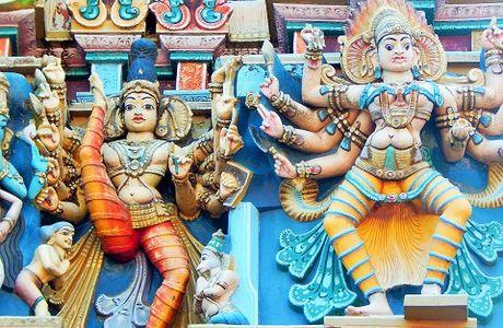 Madurai, poursuite en pays tamoul