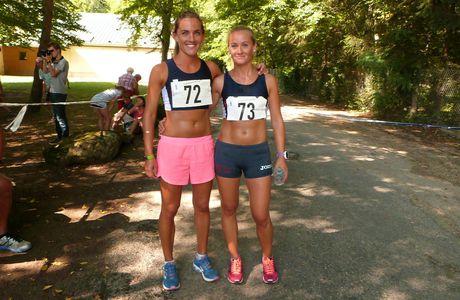 Foulées bourronaises, Bourron Marlotte, le 29/08/2015