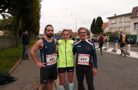 17.89 de Crosne, 10km, le 18/10/2015