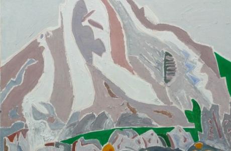 Le Dessous Des Toiles : La Montagne Sainte Victoire (Henri Landier)