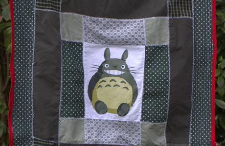 Totoro, le gilet...