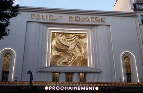 Les folies bergère quel enchantement !