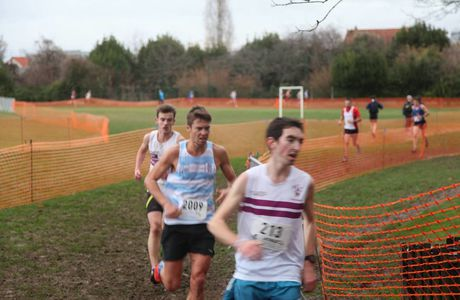 Cross departemental bagneux 2016
