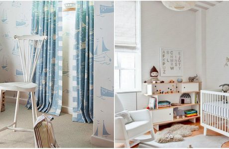Dazzling Wallpaper Styles That Will Create Fun and Exciting Nursery