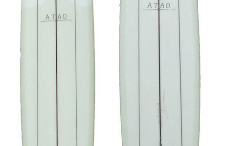 10' Pin tail noserider ATAO