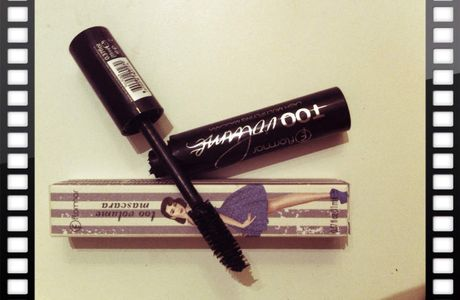 Un super mascara a petit prix - Too volume de FLORMAR