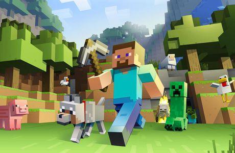 Minecraft : le jeu en bref