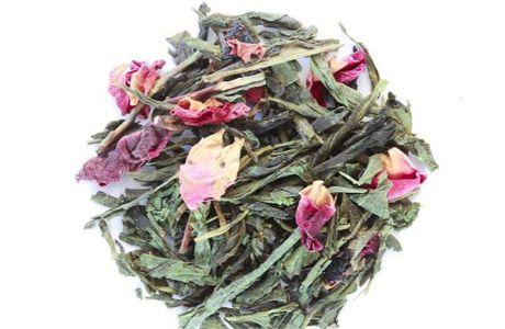 Coup de coeur de Juin : le thé vert Hanami