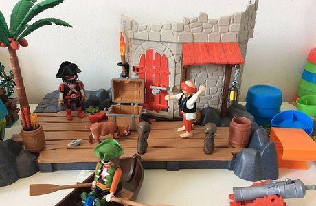 Superset Forteresse Pirates de Playmobil 6146