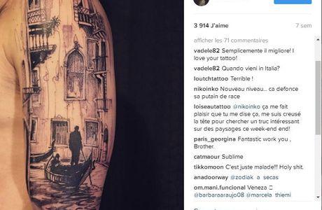 Les artistes tatoueurs de ma région