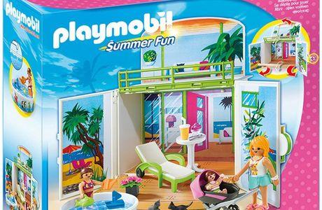 Playmobil 6159 : Coffre Terrasse de Vacances
