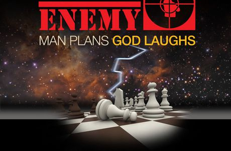 Public Enemy - Man plans god laughs (new album)