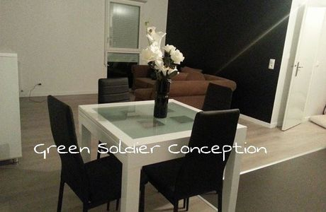 green soldier conception home staging bas sur le street art et la d coration d 39 int rieur. Black Bedroom Furniture Sets. Home Design Ideas