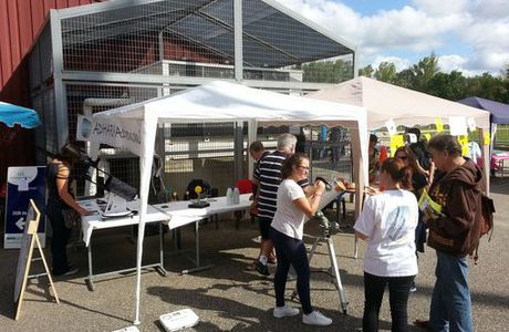 Forum des associations - Fleurance 5 septembre