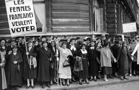 Petite histoire des femmes françaises en politique (Fle A2)