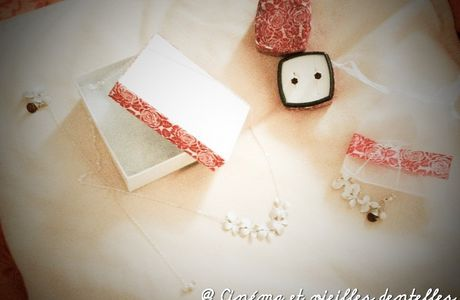 Le jour où j'ai choisi les bijoux que je porterai à notre mariage