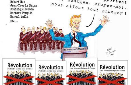 Le comité de soutien de Macron s'élargit
