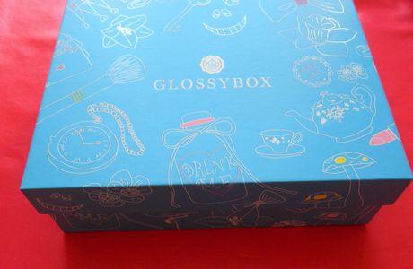 La Glossybox du mois d'avril