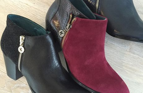 COLLECTION KARSTON Automne-Hiver 2015  valérie B. chaussures