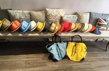 Alors quelle couleur de Borsalino allez vous choisir pour l 'été ?