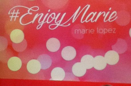 Chronique : #EnjoyMarie
