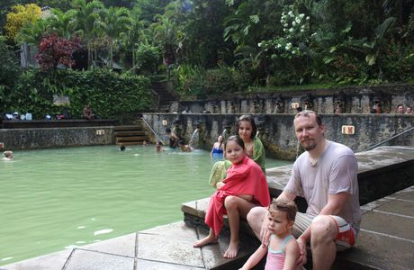 La montagne à Bali