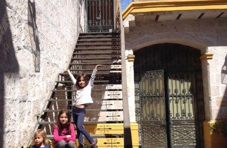 A la découverte de la Casa Melgar d'Arequipa