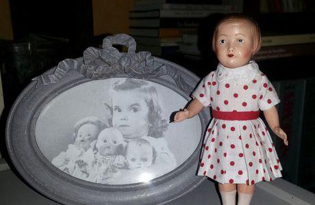 La poupée Josette de 14 cm